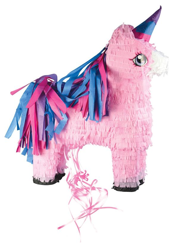 Piñata licorne - Scrapcooking Party