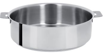 Achat en ligne Sauteuse inox amovible Mutine 24cm - Cristel