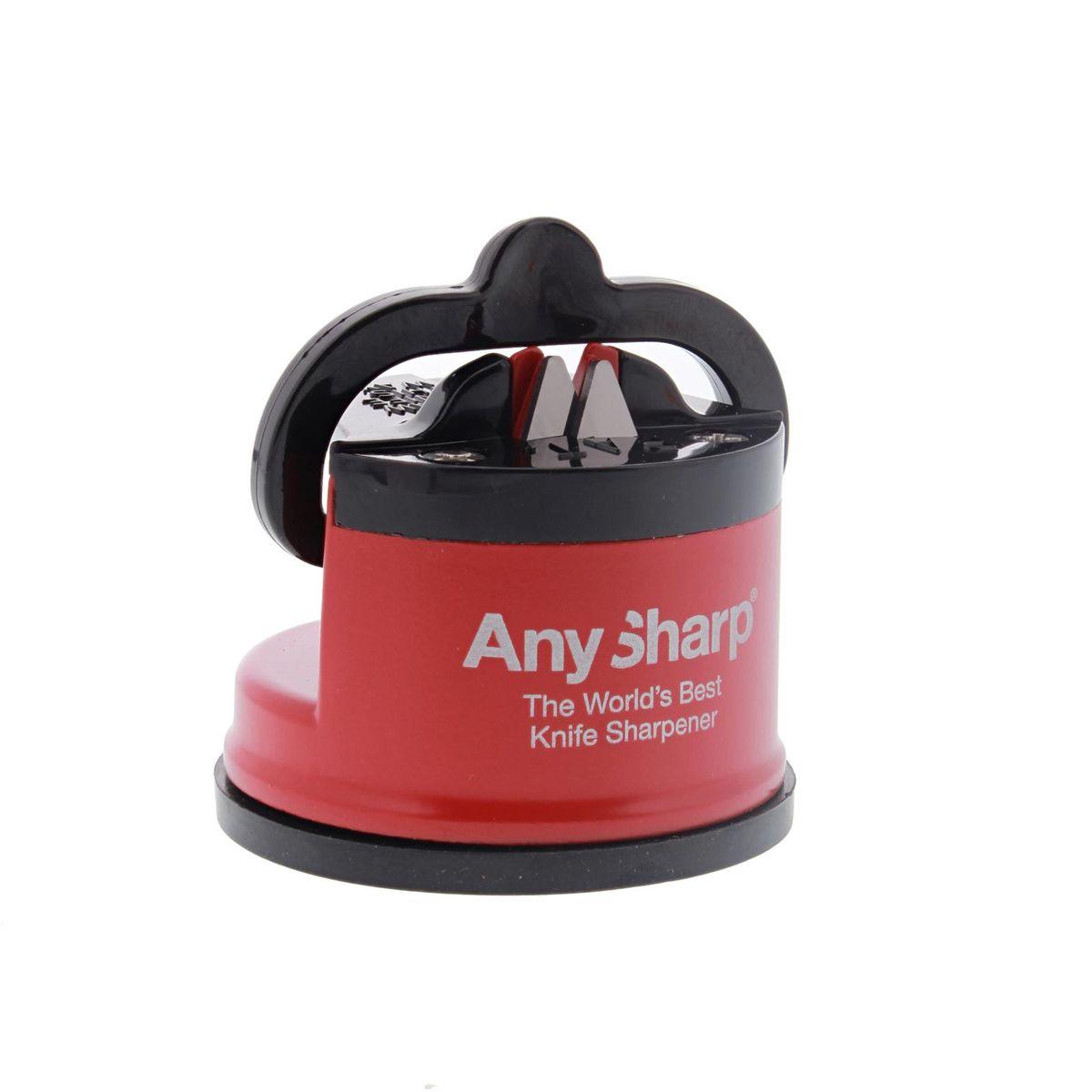 Aiguiseur professionnel rouge - Anysharp
