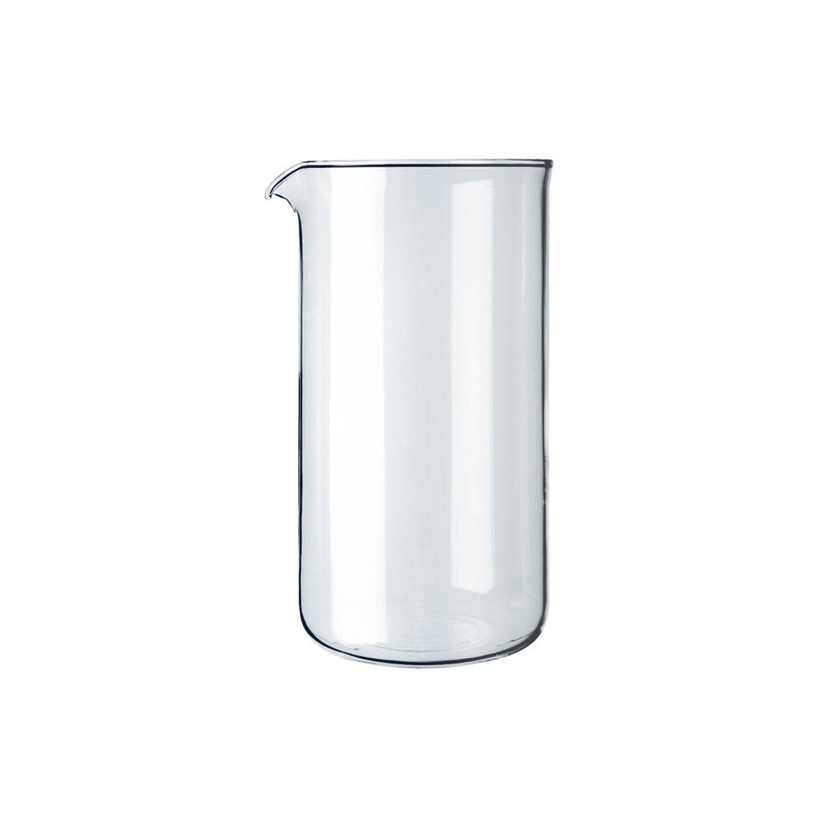 Pièce de rechange : verre de rechange cafetière 8 tasses - Bodum