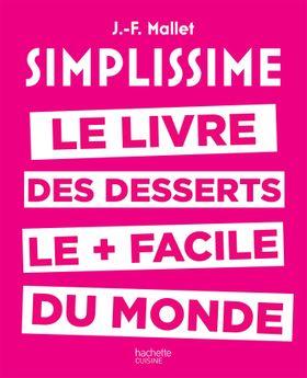 Achat en ligne Simplissime desserts - Hachette Pratique