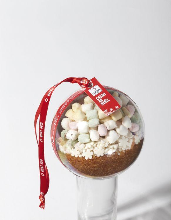 Boule de Noel cacao bio 120g - Quai Sud