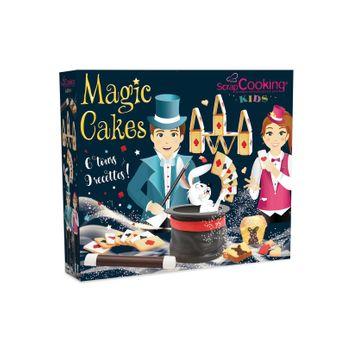 COFFRET ENFANT MAGIC CAKES - SCRAPCOOKING