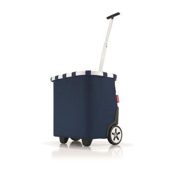 CHARIOT CARRYCRUISER BAROQUE DARK BLUE 40L - REISENTHEL