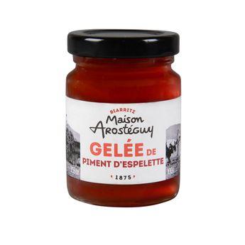 GELEE PIMENT D´ESPELETTE - AROSTEGUY
