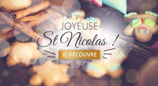 Joyeuse St Nicolas