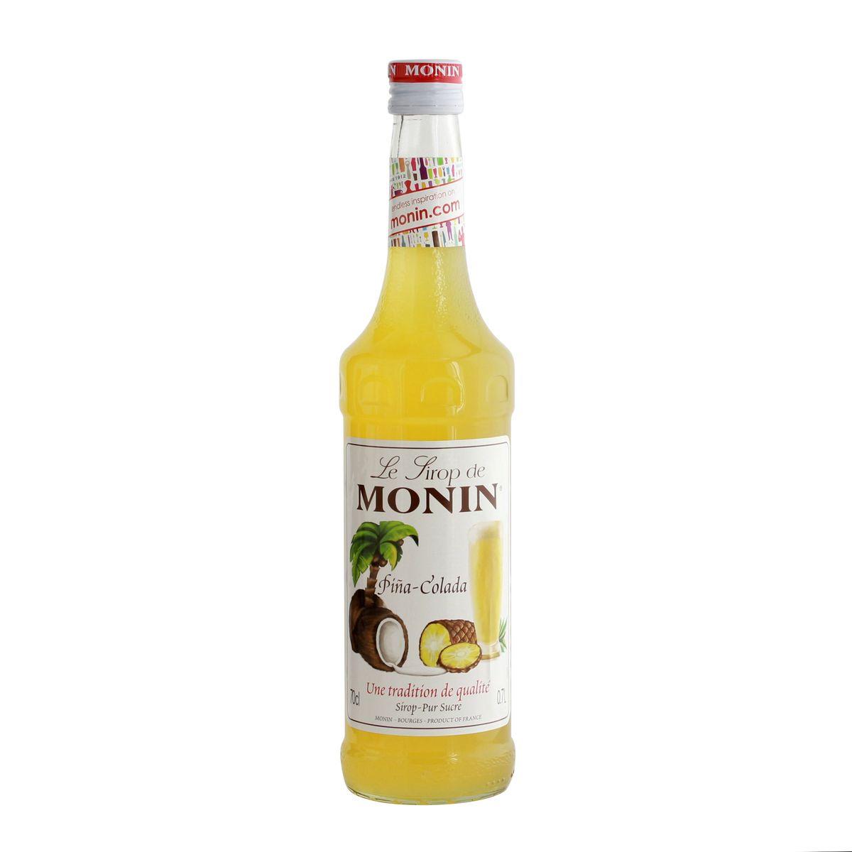 SIROP PINA COLADA 70CL - MONIN