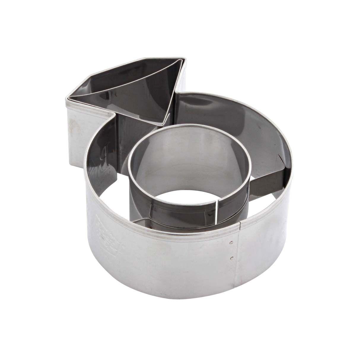 Emporte pièce bague diamant 7 cm - Birkmann