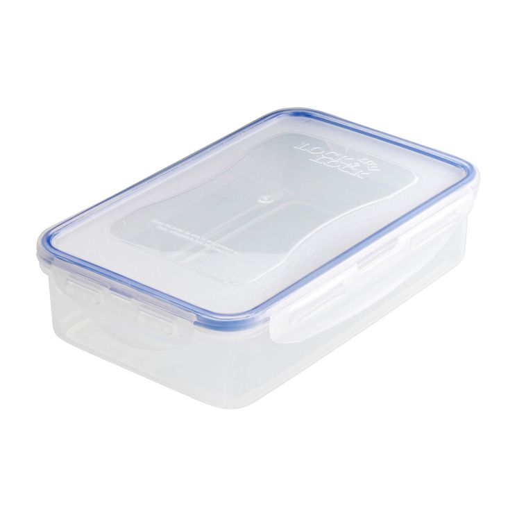 BOITE RECTANGULAIRE EN PLASTIQUE 800ML - LOCK AND LOCK