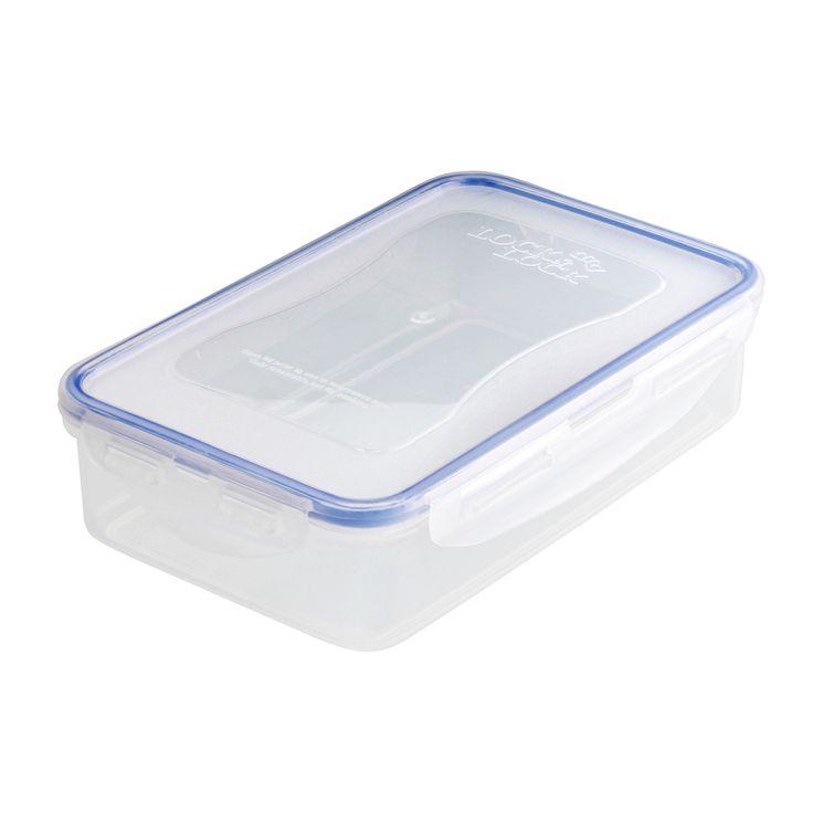 Boîte rectangulaire en plastique 800ml - Lock And Lock