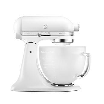Robot Artisan blanc givré 4.8l 5ksm156 - Kitchenaid