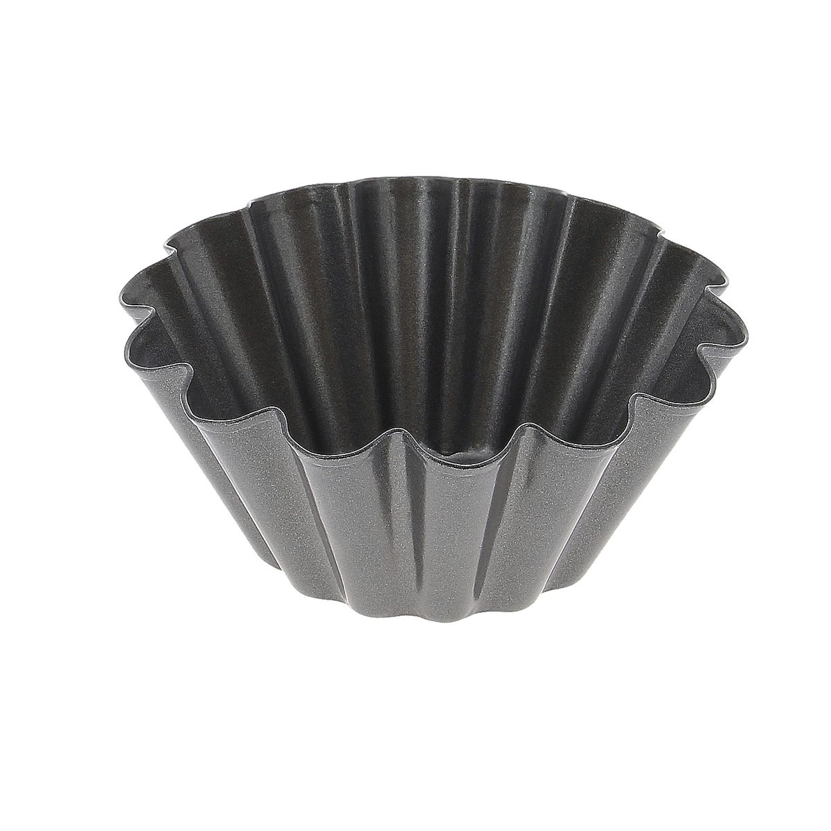 Moule mini-brioches anti-adhesif 10 cm - De Buyer