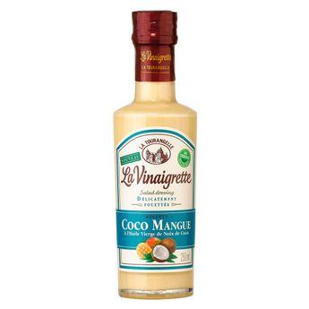 La vinaigrette allégée coco mangue - La Tourangelle