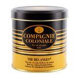 Thé noir aromatisé boîte métal thé des anges 100gr - Compagnie Coloniale