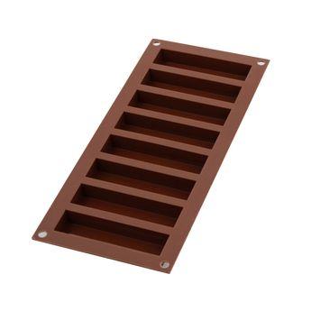 Achat en ligne Moule à barres chocolatées en silicone Easy Choc barres - Silikomart
