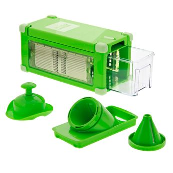Nicer dicer magic cube vert - Nicer Dicer