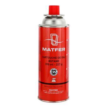 Achat en ligne Cartouche de gaz pour chalumeau professionnel 390 ml - Matfer