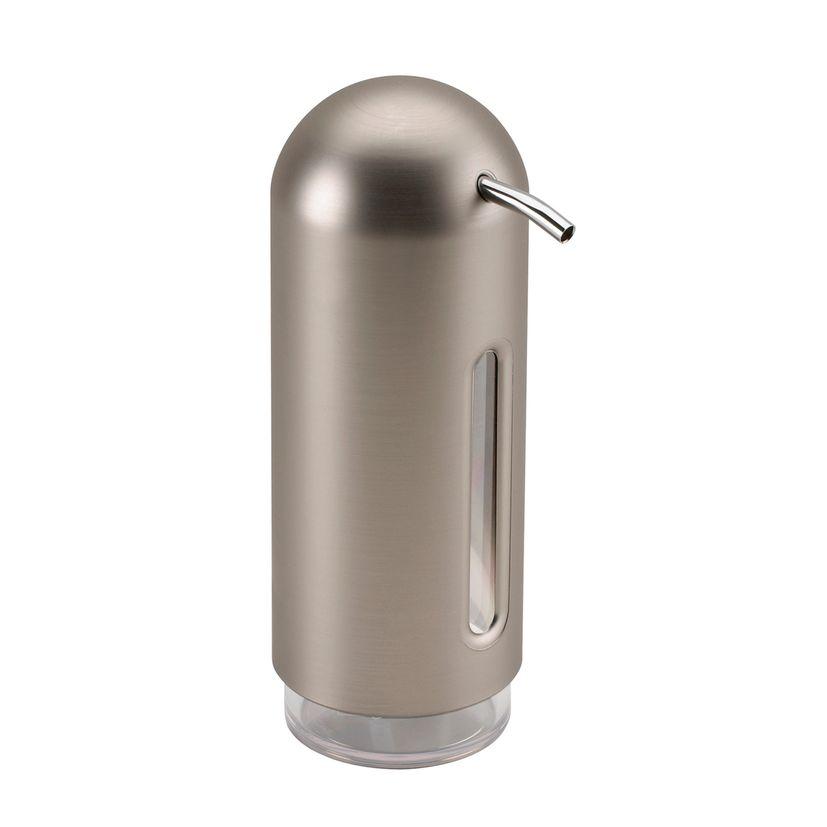 Distributeur de savon argenté - Umbra