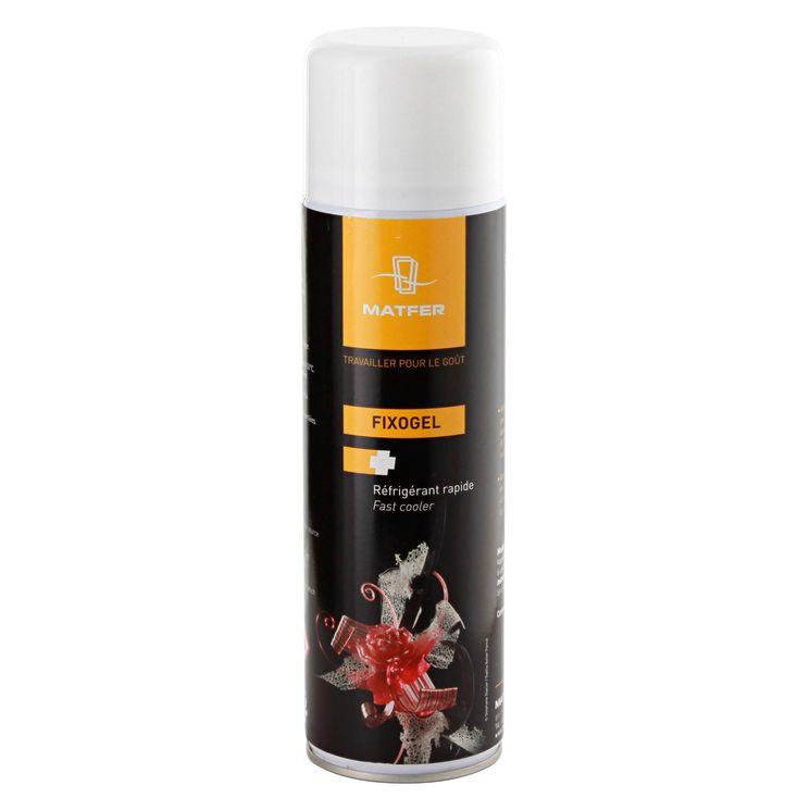 Spray réfrigérant Fixogel 500ml - Matfer