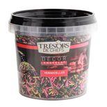 Vermicelles multicolores 250gr - Trésors de Chefs