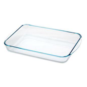 Achat en ligne Plat à four en verre spécial lasagnes 40 x 27 cm 6/8 personnes - Pyrex