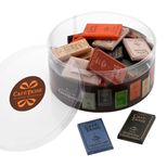 Tubo 40 mini-tablettes assorties 360gr - Cafetasse