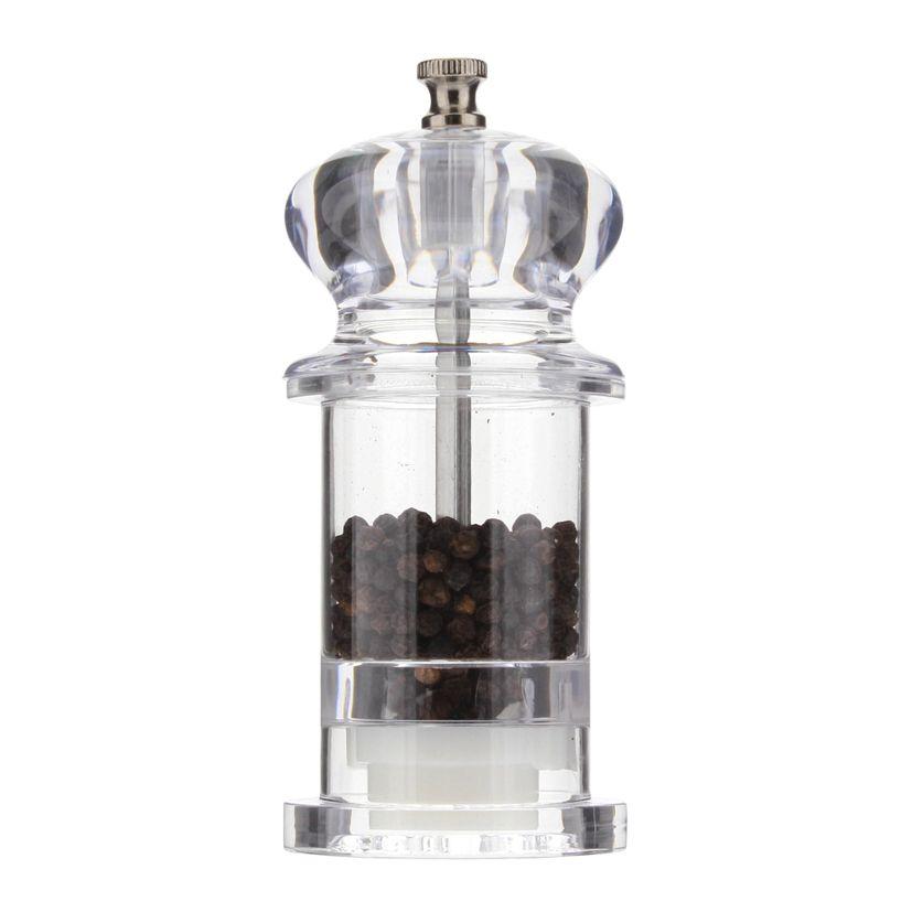 Moulin à poivre tradition acrylique 14cm - Trudeau