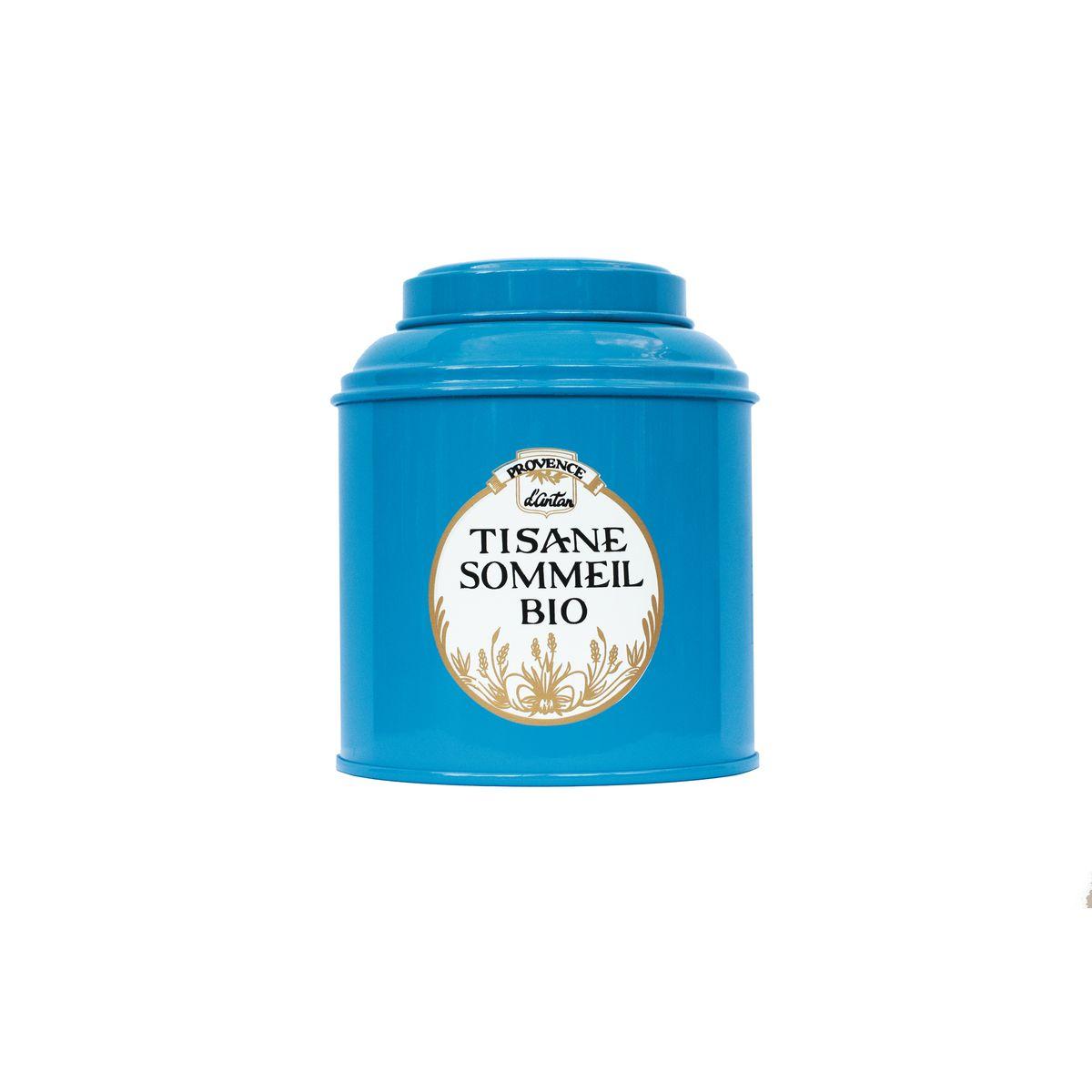 Tisane sommeil bio bm vrac 70 g - Provence d´Antan