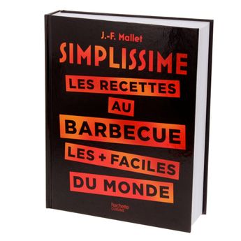 Simplissime barbecue - Hachette Pratique