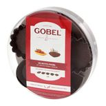 Boîte 30 moules petits fours - Gobel