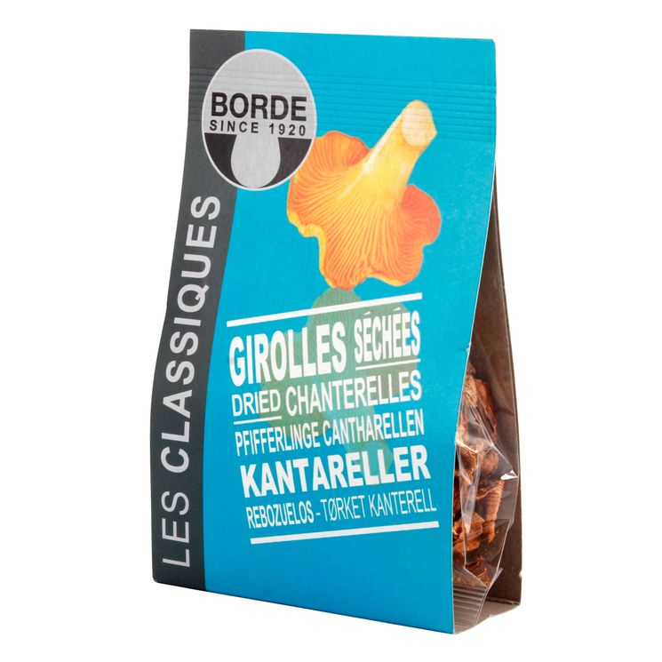 GIROLLES SECHEES - BORDE