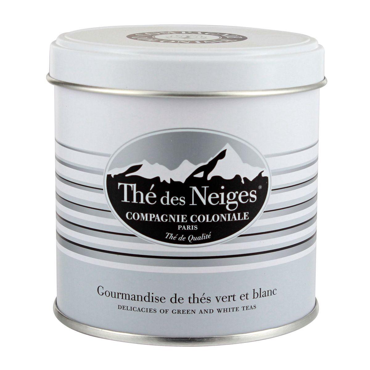 Thé des Neiges 90g - Compagnie Coloniale