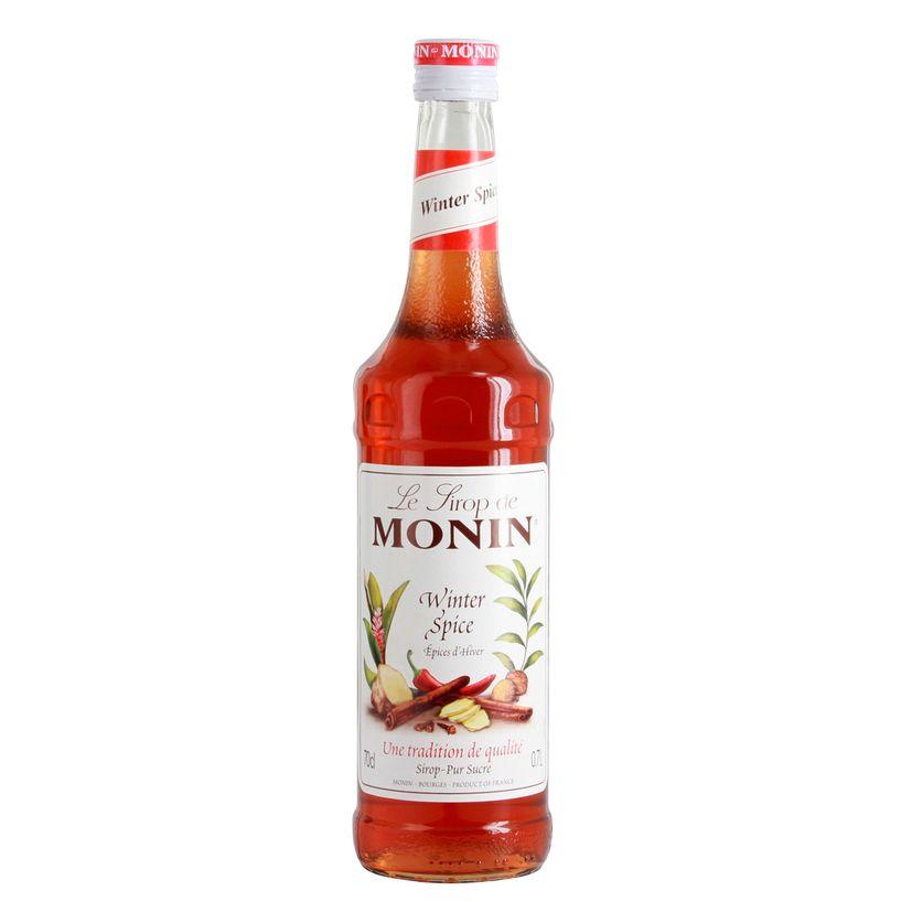 Sirop winter spices 70 cl - Monin
