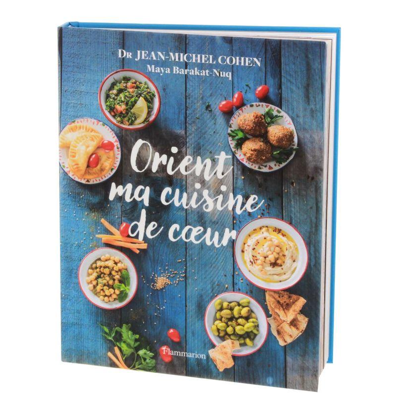 Orient ma cuisine de cœur - Flammarion