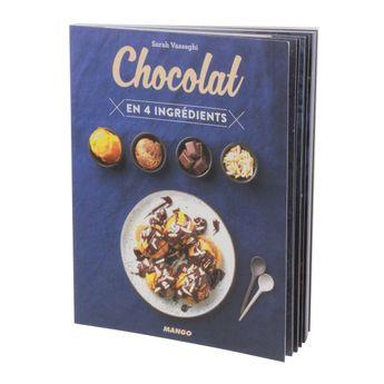 CHOCOLAT EN 4 INGRÉDIENTS - MANGO