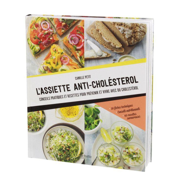 L´assiette anti-cholestérol - Hachette Pratique