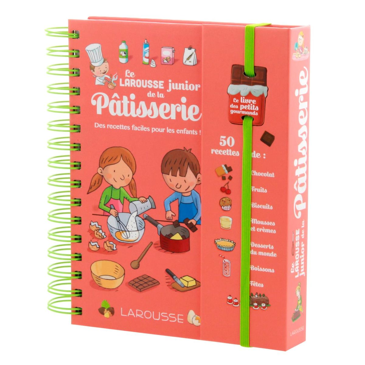 Le Larousse junior de la pâtisserie - Larousse