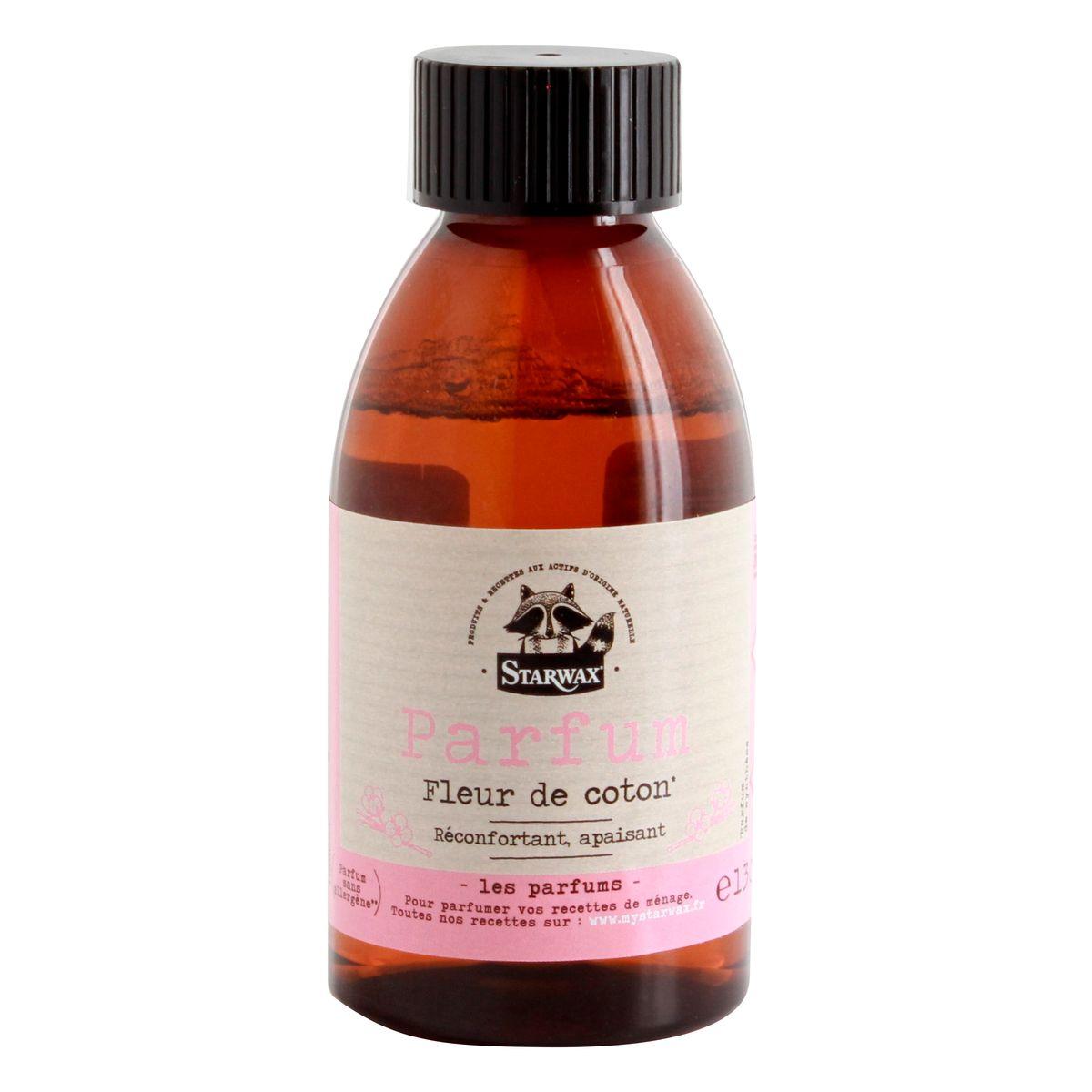 Parfum fleur de coton 130ml - My Starwax