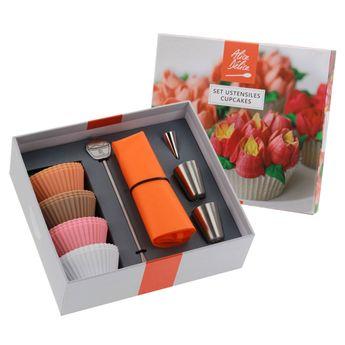 Achat en ligne Je cuisine mes cupcakes - Alice Délice