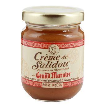 Achat en ligne Crème de salidou au grand-marnier 100 gr - La Maison d´Armorine