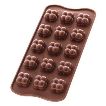 Moule à chocolats en silicone Chocogame - Silikomart