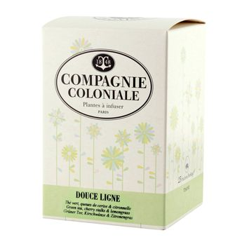 INFUSION DOUCE LIGNE - COMPAGNIE COLONIALE