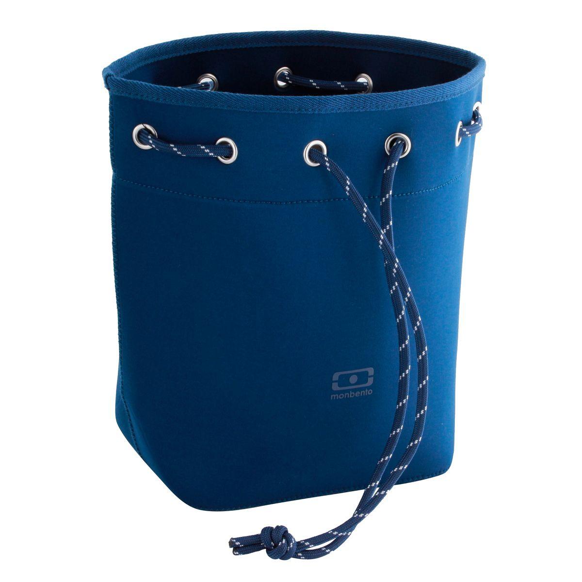 Sac isotherme bleu eZy - Monbento