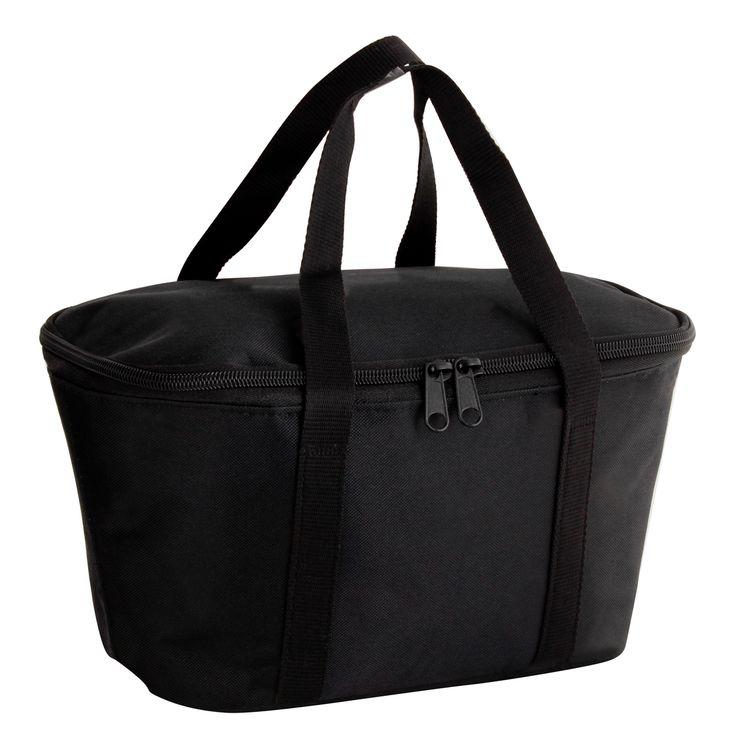 Sac Coolerbag XS noir - Reisenthel