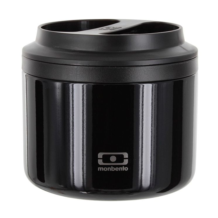 Bento isotherme mb élément noir onyx 650ml - Monbento