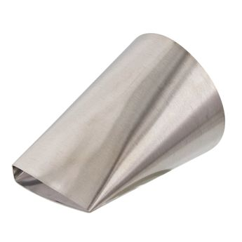 Douille XXL inox pétale 5x6.5cm - Scrapcooking