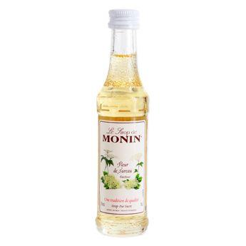 Mignonette sirop Monin - fleur de sureau  - Monin