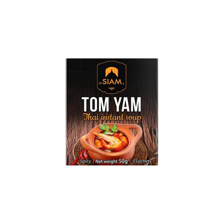 Soupe tom yam 50gr - De Siam