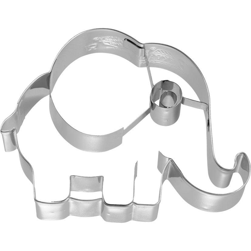 EMPORTE PIECE ELEPHANT 10.5 CM - BIRKMANN