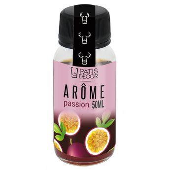 Arôme alimentaire naturel fruit de la passion - Patisdecor